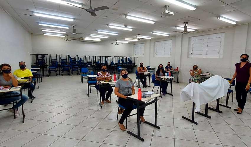 Pós-Graduação da Unilins retorna suas atividades presenciais para os cursos da área da Saúde - UNILINS