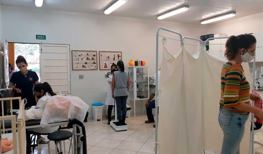 Projeto Saúde do Trabalhador retoma as atividades - UNILINS