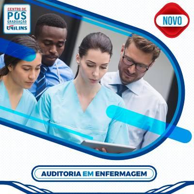 Pós-Graduação em Auditoria em Enfermagem - UNILINS