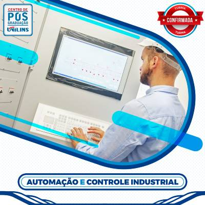 Pós-Graduação em Automação e Controle Industrial - UNILINS