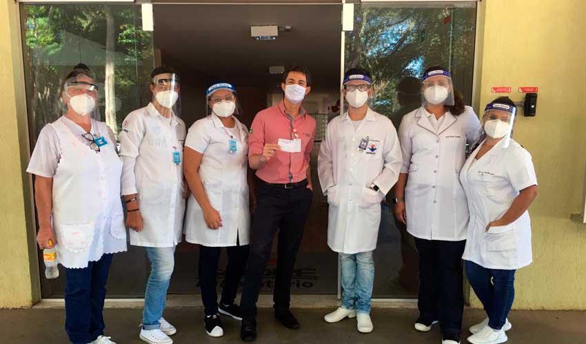 Enfermagem participa da Campanha de Vacinação contra Influenza - UNILINS