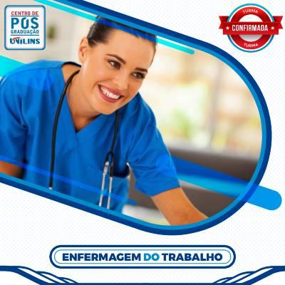 Pós-Graduação em Enfermagem do Trabalho - UNILINS