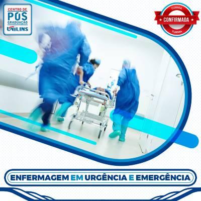 Pós-Graduação em Enfermagem em Urgência e Emergência - UNILINS