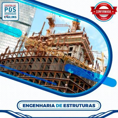 Pós-Graduação em Engenharia de Estruturas - UNILINS