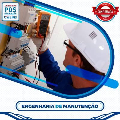 Pós-Graduação em Engenharia de Manutenção - UNILINS
