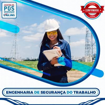 Pós-Graduação em Engenharia de Segurança do Trabalho - UNILINS