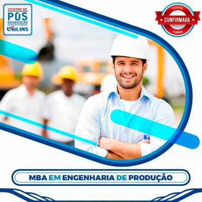 MBA em Engenharia de Produção - UNILINS
