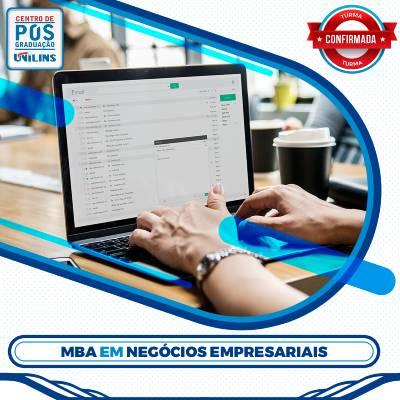 MBA em Negócios Empresariais - UNILINS