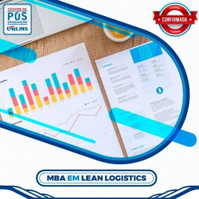 MBA em Lean Logistics - UNILINS
