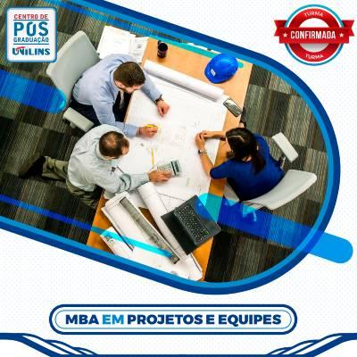 MBA em Projetos e Equipes - UNILINS