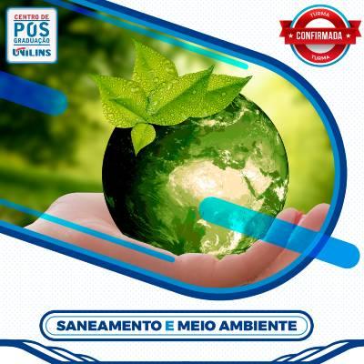 Pós-Graduação em Saneamento e Meio Ambiente - UNILINS