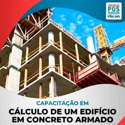 Cálculo de um Edifício em Concreto Armado - UNILINS