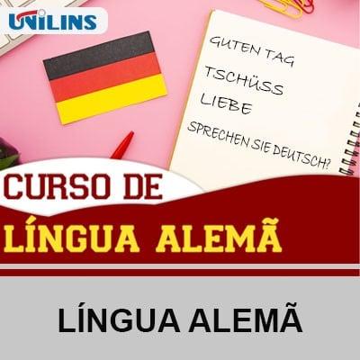 Curso Básico de Língua Alemã - UNILINS