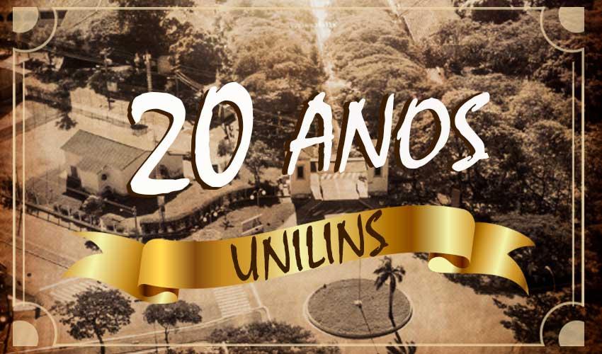 Unilins, 20 anos de presença na formação de cidadãos - UNILINS