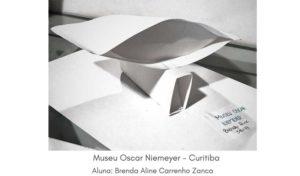Maquetes reproduzem obras de Oscar Niemeyer - UNILINS