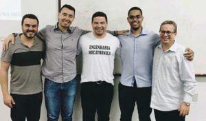 Ex-aluno é aprovado em 1º lugar no Mestrado da UFPR - UNILINS