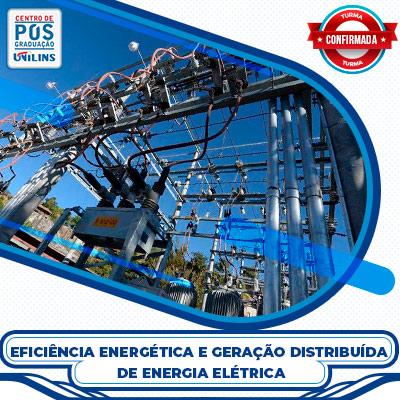 Pós-Graduação em Eficiência Energética e Geração Distribuída de Energia Elétrica - UNILINS