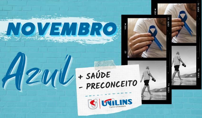 Novembro Azul - UNILINS