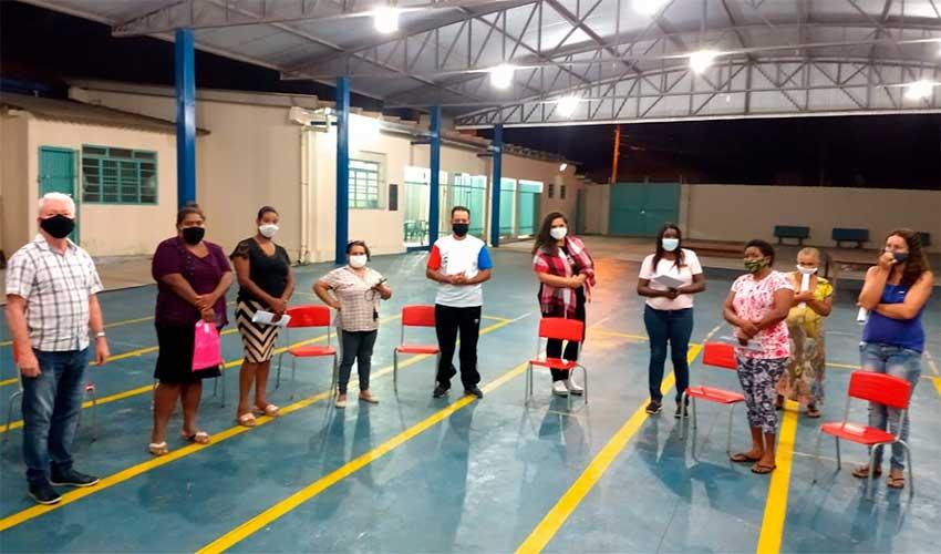 Constituição da Coopercaf no Projeto de Extensão de Cafelândia/SP - UNILINS