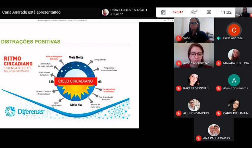 Arquitetura e Enfermagem realizam evento em parceria - UNILINS
