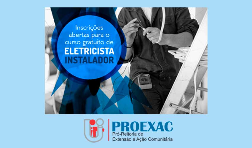 Lins e Sabino terão curso gratuito de Eletricista Instalador – Inscrições encerradas - UNILINS