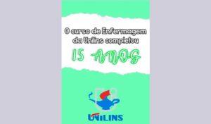 Egressos e Enfermeiros de sucesso inseridos no mercado de trabalho - UNILINS