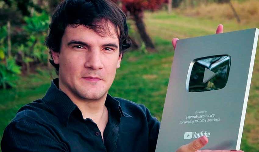 Aluno da Unilins recebe prêmio do Youtube - UNILINS
