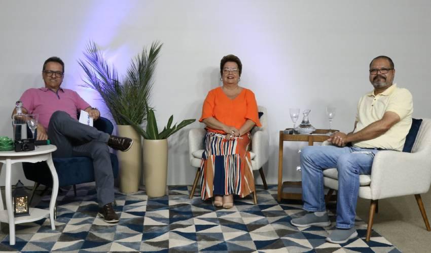 Palestra sobre profissões registrou a marca de mil inscritos na TV Unilins - UNILINS