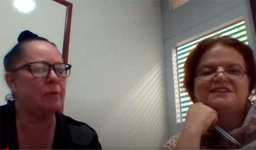 Pós-Graduação realiza bancas online de curso da área social - UNILINS