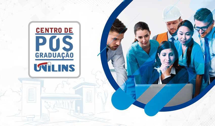 """Unilins lança novo modelo de pós-graduação """"At Home""""com horários especiais de aula - UNILINS"""