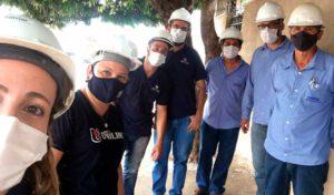 Pró-Reitoria de Pós-Graduação da UNILINS realiza treinamento in company para os Engenheiros da GS Inima – Samar de Araçatuba/SP - UNILINS