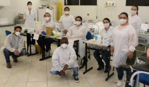 Fundação Paulista e Unimed fazem teste rápido da Covid nos funcionários e estagiários - UNILINS