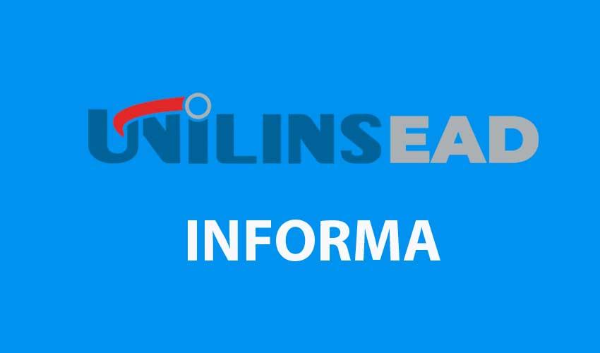 Abertas inscrições para bolsas remanescentes em EaD - UNILINS