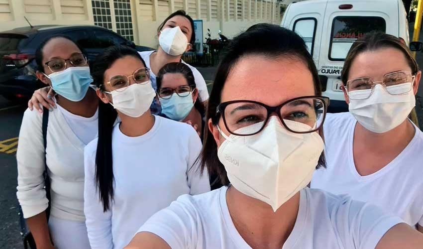 Curso de Pós de Enfermagem em Urgência e Emergência concluiu turma - UNILINS