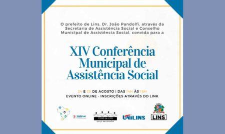Prefeitura, Unilins e CMAS realizam Conferência Municipal de Assistência Social