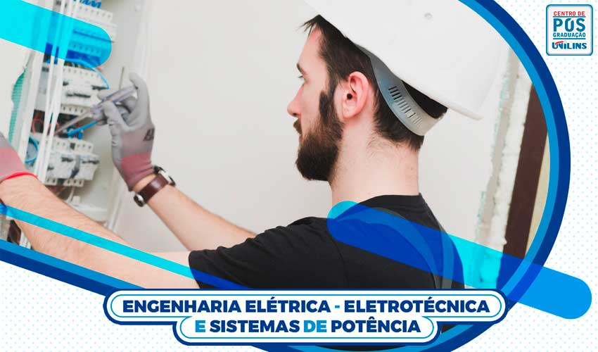 Aula da Pós em Engenharia Elétrica – Eletrônica e Sistemas de Potência recebeu convidada especial - UNILINS