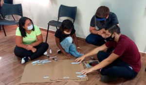 PROEXAC desenvolve projeto com instituição em Getulina - UNILINS