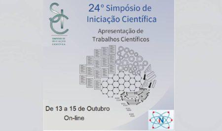 24º Simpósio de Iniciação Científica